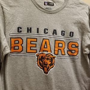 NFL DA BEARS. Small long sleeve shirt